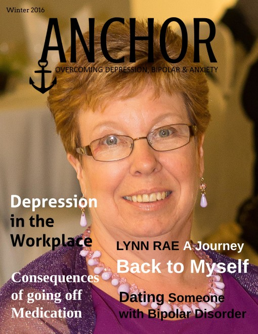 Anchor Magazine Winter 2016 cover